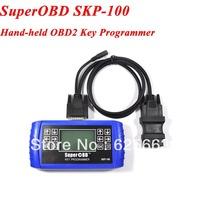 SuperOBD SKP-100 Key Programmer OBD2 Smart Key And Remote Key Programmer SKP100 SKP 100 For 2004~2013 Cars Free Update Online