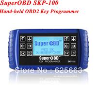 High Performance Support All keys Auto Key Programmer SKP100 SKP 100 SuperOBD SKP-100 OBD2 Key Programmer Keymaker