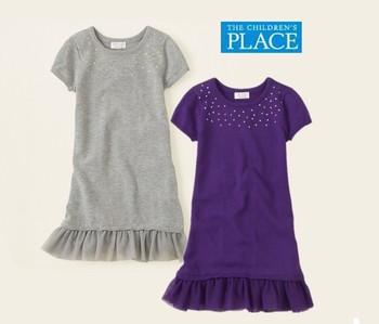 2013 autumn children's clothing place female child yarn one-piece dress