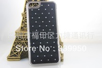 For iphone5c cheap version of PC + electroplating Starry mobile phone shell protective cover protective shell drill point