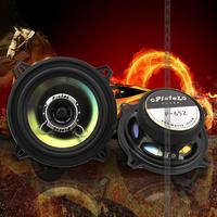 Car 5 coaxial speakers 2 full-range speakers professional car audio refires accessories audio