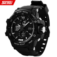 Free shipping Mens watch led electronic waterproof  fashion child multifunctional sports watches