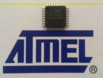 ATTINY88-AU ATTINY88 QFN-32 ATMEL 8-bit Microcontrolle IC New & Original