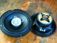 Microbiotic small car audio general high sackbut 6 coaxial speaker set dvdcd host
