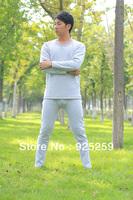 Men's Electric Heating Thermal Underwear  Doublet Johns Men's Heated Long Johns Winter Underwear Hot Sale Free Shipping Oubohk