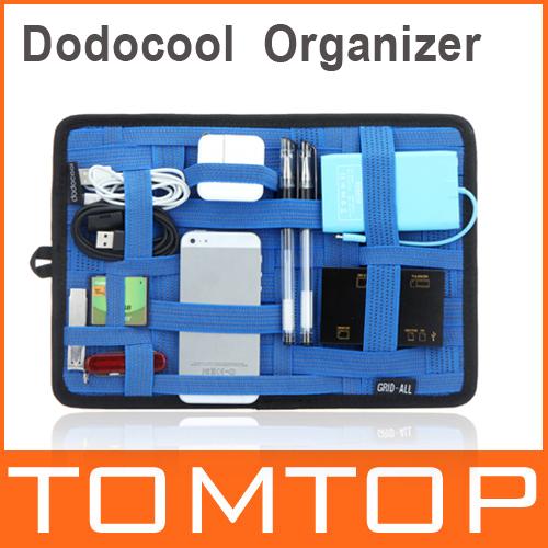 - Patented-Dodocool-font-b-Organizer-b-font-System-Travel-Case-for-iPhone-iPod-Digital-Gadget-font