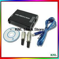 Led USB DMX 512 controller box for Martin Light jockey, computer interface led RGB DMX controller, free shipping