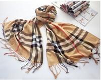 2013New Arrival Scarf Fashion Grid Patterm stripe plaid scarf unisex  fashion muffler warm pashimna scarf Women scarf wholesale