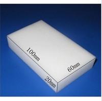 Free Shipping 50pcs/lot Magic Sponge Eraser Melamine Cleaner,multi-functional sponge for Cleaning100x60x20mm