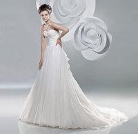 High Quality!    White  Ball Gown Wedding Dresses Wedding Attire Dresses Pageant Dress Custom Made Size 2-10 12-20 JLW923352