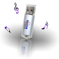 Portable mini usb flash drive style Internet radio 16 kinds of multi-language litsening radio music from all over the world