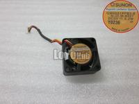 Free Shipping For SUNON GM0501PFB3-8 2010 DC5V 0.2W mini cooling fan 3wire