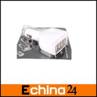 Design 4 Port USB Car Charger Quad Auto Power 5pcs/Lot Free Shipping High Quality 5V 1.5A Car USB Charger
