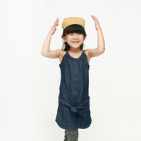 New arrival 0618 jnby by jnby JNBY children's clothing primaries denim suspender skirt female child 1135311