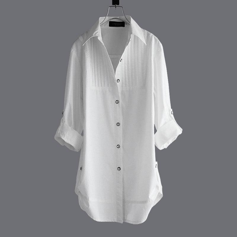 Длинные Женские Блузки Купить