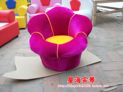 Photography props studio props child baby petals small sofa(China (Mainland))