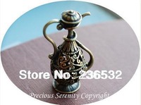 Elegant Antique Bronze Charm Wine Pot Pendant /Jewelry Accessories