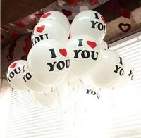 Wholesale wedding balloons/baby shower balloon/ballons latex wedding decoration balloon