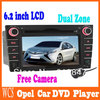 6.2 Inch Touch Screen  Car DVD Player Sat Nav Opel iPod USB Black OPEL Vauxhall Combo Corsa Vectra Tigra Antara Zafira Astra