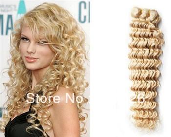 Hair Weave Caucasian 100