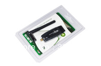 300Mbps 300M USB Mini Wireless Network LAN Adapter Card WIFI 802.11n/g/b Antenna