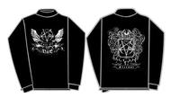Heavy duty music long-sleeve sweatshirt clothing