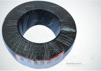 100M/Roll Flexible BVR 2.5MM Square Multi Strand +Single Core PVC Insulated Copper Electric Wire, Power Cable, Electric Cable