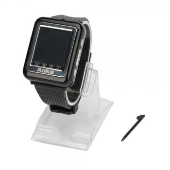 """GSM 900/1800/1900mHz Single Core Single SIM 1.3"""" Watch Cell Phone AK09 Free Shipping"""
