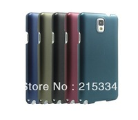 Super Slim Luxury Metal feel phone case for Samsung Galaxy Note 3 Note III N9000 + Protective film