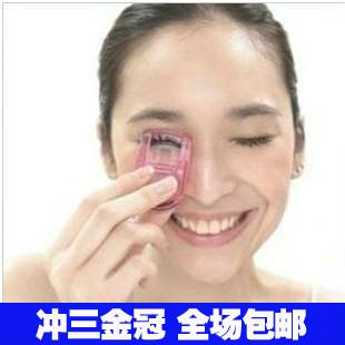 4580 girl small mini eyelash curler - color(China (Mainland))