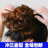 1986 rubber rope elastic wig headband hair accessory large hanamaki hair accessory hair accessory ball head hair accessory