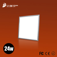 2013 Ultra-thin led ceiling panel lights kitchen light downlight 24w super bright lamps for home 600x600mm 2pcs/lot