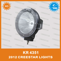 4x4 hid work light , off-road light hid road light , 35w hid driving light 3200Lumen KR4351