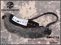 BOOGIE REGULATOR GOGGLE Emerson tactical FAST helmet lenshelmet accessories Brown