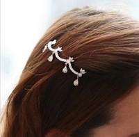 Minimum order $ 10 ( can mix order ) Fashion Simple Drop Tassels Hairpin/Bridal Hairpin