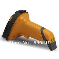 Free Shipping!!Wireless Bluetooth Laser Code Barcode Scanner Bar With Anti-Lost Memory Storage