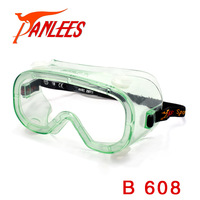 Panlees Medical Goggles Surgical Safety Glasses for Eye Protection Anti-fog with flexible strap