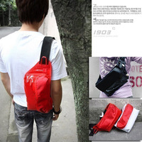 Man bag waist pack male waist pack casual waist pack male waist pack