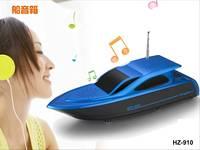 Luxury mini card speaker tf card usb flash drive radio function display audio
