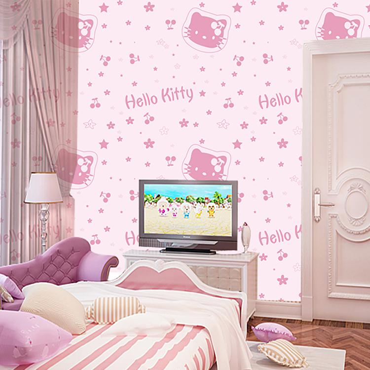 Hello Kitty Bedroom Wallpaper Home Design Elements