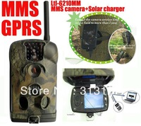 Ltl Acorn 6210MM 940nm 12MP HD Video MMS GPRS hunting scouting Trail outdoor wildlife Camera External Antenna with Solar charger