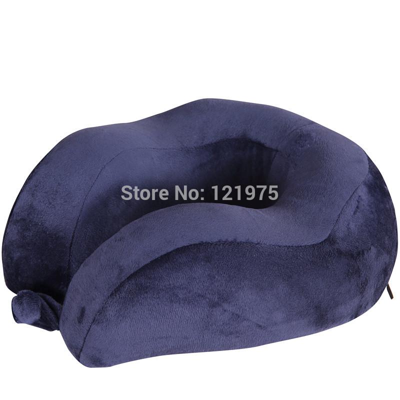 Slow rebound u pillow neck pillow memory pillow sierran travel pillow cervical(China (Mainland))