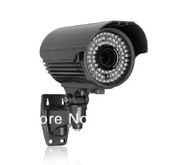 2013 FreeShip 72IR Security Surveillance Outdoor CCTV Camera 700TVL EFFIO-E SONY Exview CCD 2.8-12mm Lens