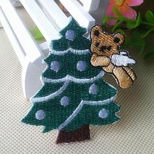 christmas tree bear promotion
