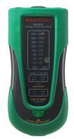 MASTECH MS8906 Electronic Voltage Continuity Tester 12-600V LED Indicator Three-phase AC Tester