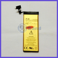 High Capacity 3.7V 2680mAh Gold Replacement Li-ion battery for Apple iPhone 4S Free Shipping