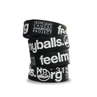 Feel My Balls silicone wristband feelmyballs.org bracelets Custom Debossed & color filled logo FMB Mixed wristband,50pcs/lot