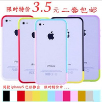 For apple   iphone4 4s set phone case piano paint