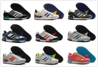 Free shipping 2013 men's ZX750 athletic shoes brand running shoes fashion zx700 athletic shoes wholesale winter new color 36-44
