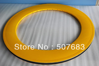 supperlight carbon clincher wheelset 700c 88mm road bike clincher rim yellow color paint clincher 88mm rim track bike carbon rim